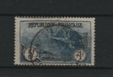 """FRANCE STAMP TIMBRE YVERT 232 """" ORPHELINS 5F+1F VARIETE E TRONQUE"""" OBLITERE T141"""