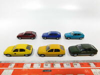 CG495-0,5# 6x Herpa H0/1:87 Auto/Automobil Opel Kadett, NEUW