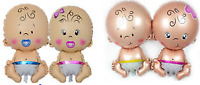Large Baby Shower Foil Balloon Inflatable Helium Party Decoration Girl or Boy