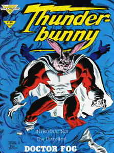 Thunderbunny (2nd Series) #2 FN; Warp   save on shipping - details inside