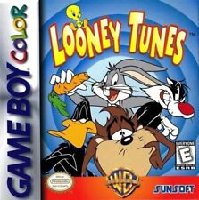 Looney Tunes GBC New Game Boy Color