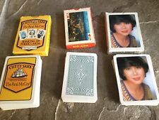 Vintage Playing Cards Lot of 3 Decks