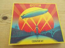 Led Zeppelin Celebration Day 3 CD & Booklet Set