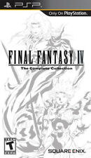 Final Fantasy IV The Complete Collection PSP New Sony PSP