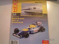 **a MMA Maquettes n°15 Formule 1 / F-18 / Yak 3 Neu Neu / US Navy Fighter Pilot