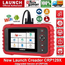 Launch X431 Crp129x Pro Obd2 Scanner Read Amp Clear Codes 4 System Diagnostic Tool
