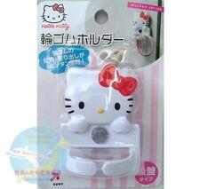 SANRIO Hello Kitty KAWAII Happy Cute Rubber Band Holder Sucker Type from JAPAN