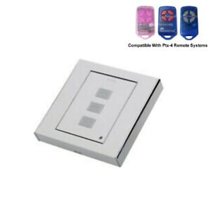 Wireless Wall Switch Button Remote Control Suits ATA GDO-2V5 GDO-2V6 GDO-2V7