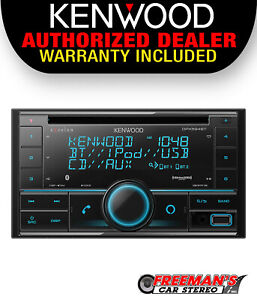 Kenwood Excelon DPX594BT CD Receiver with Bluetooth