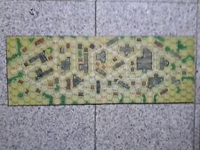 mappa 1 (mounted board) Squad Leader ASL Avalon Hill MMP