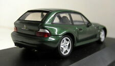 Schuco 1/43 Scale 04433 BMW M Coupe metallic green diecast model car