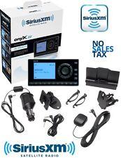 Sirius XM Satellite Radio Dock Car Vehicle Kit LCD Display HQ Stereo FM Receiver