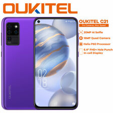 """6.4"""" OUKITEL C21 4G Android 10 Smartphone Mobile Dual SIM Cell Phone Octa Core"""