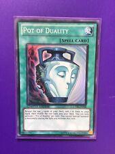 CT08-EN008 Pot of Duality Super Rare Yu-Gi-Oh! Card