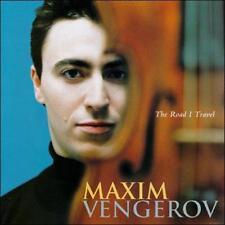 Maxim Vengerov - The Road I Travel, New Music
