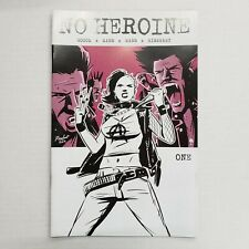 No Heroine #1 Source Point Press Cover A  VF/NM Condition