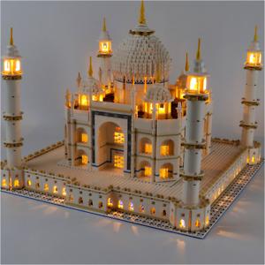 LED Lights Kit Lego 10256 Taj Mahal 10256 Also for 70437 Lighting Bricks
