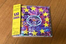 U2 - ZOOROPA - JAPAN CD  W/OBI PHCR-1750
