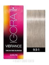 Schwarzkopf Igora Royal Vibrance Tone on Tone Hair Color 9,5-1 Cendre Toner