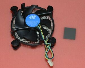 Intel  Copper CPU Heatsink Fan Stock Cooler LGA1150 LGA1151 LGA1155 LGA1156