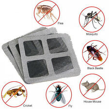 3Pcs Fly Mosquito Anti-Insect Screen Net Door Window Repair Tape Patch Adhesive
