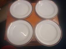 "Lovely Minton set of six 9"" diameter dessert plates good condition"