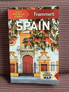 Frommers SPAIN New Edition