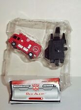 Transformers universe RED ALERT micromaster protector protectobots 2004 mip