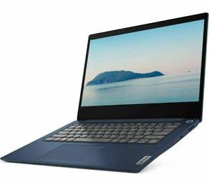 "LENOVO IdeaPad 3i 14"" Laptop - Pentium Gold, 8GB RAM 128 GB SSD, Blue"