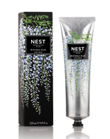 NEST Fragrances Hand Cream in Wisteria Blue Full Size 4.5fl oz NEW Boxed Fresh