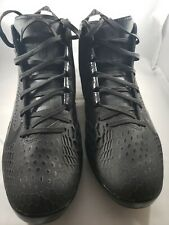 Nike Force Zoom Trout 5 Metal Baseball Cleats Men's size 10.5 Black New