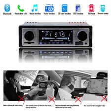 4-Channel Digital Car Bluetooth Audio USB/SD/FM/WMA/MP3/WAV Radio Stereo Superb