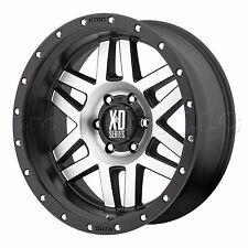 KMC XD SERIES 17 x 9 Xd128 Wheel Rim 5x150 Part # XD12879058518