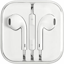 NEW Universal Stereo Earphones Headset Earpods with Remote  Mic for mobile phone