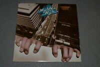 Mighty High~Self-Titled LP~PROMO~Original Printed Inner~1979 Rock~FAST SHIPPING!