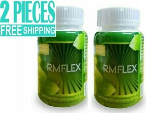 2 pieces RM Arthritis FLEX Joint Pain Reumatism 30 Caplets TUMERIC ROOT ORIGINAL