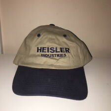 Heisler Industries Strapback Dad Hat Adjustable Cap One Size Fits All