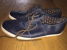 Next Mens Navy Comfy  Boots Size 9