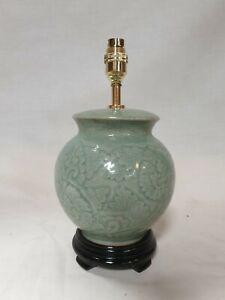 Celadon Table Lamp 4418