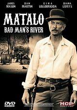 MATALO Lee van Cleef, James Mason, Gina Lollobrigida DVD 1971 & EXTRAS NEU