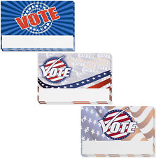 Vote Postcards - 120-Pack Postcards for Voters, Get Out the Vote Cards, Write 4