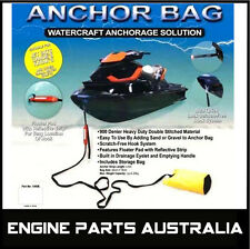 Brand New Jet Ski PWC Sand Gravel Bag Anchor 20kg Watercraft Kayak Canoe