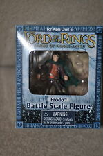 LORD OF THE RINGS ARMIES OF MIDDLE EARTH LOTR AOME FRODO HOBBIT CHASE FIGURE