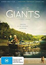 The Giants (DVD, 2013) Brand New & Sealed Region 4 DVD - Free Shipping Australia