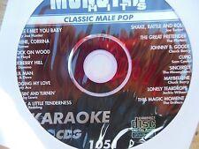 Monster Hits Karaoke CD+G vol-1051/ Sam & Dave,Chuck Berry,Driffers,Platters+