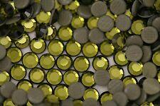 Swarovski 2028 Olivine Iron-on, Hot-fix  Rhinestones 1440 pieces 16ss