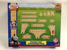 New In Damaged Box Thomas & Friends Wooden Railway Figure-8 Expansion Tracks