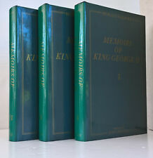 MEMOIRS OF KING GEORGE II  The Yale edition of Horace Walpoles Memoirs Hardcover
