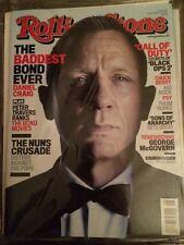 Rolling Stone Magazine #1170 music PITBULL James Bond 007 Skyfall DANIEL CRAIG