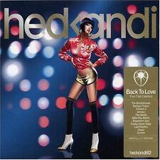 HED KANDI = back to love = Tucker/H2O/Dubfire/Alcatraz....=2CD= groovesDELUXE!